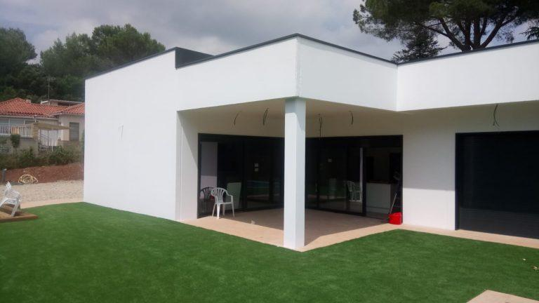 Modelo Badajoz porche