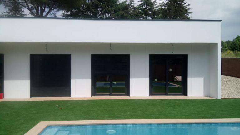 Modelo Badajoz habitaciones