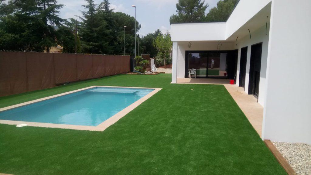 Modelo Badajoz jardín